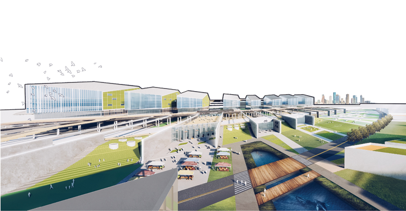 Texas Bullet Train Moves Forward, Triggering New Round of Station Proposals