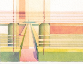 Joyce Rosner's Spatial Speculations