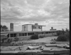 """Wallace E. Pratt House, """"Ship on the Desert,"""" on 11 Most Endangered List"""