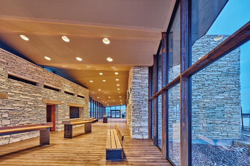 Lobby - Gallery © Craig Blackmon 3
