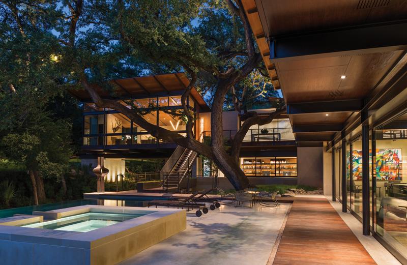 Tobin Smith Architect San Antonio Texas Magazine