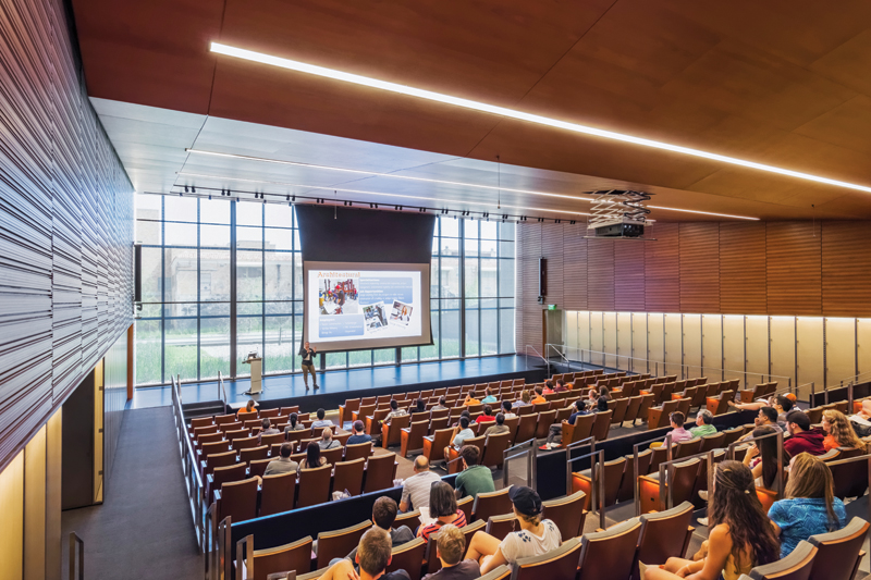 Engineering Education and Research Center, Location: Austin, Texas, Architect: Ennead