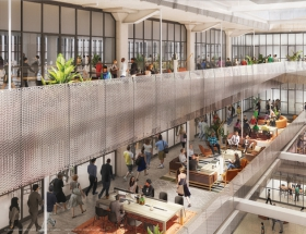 "Rice Is Transforming a Midcentury Sears Into an ""Innovation Hub"" for Houston"