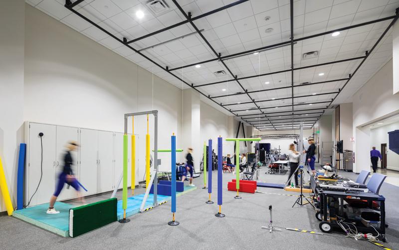 NASA- Building 21 Human Health and Performance (HHP) Laboratory