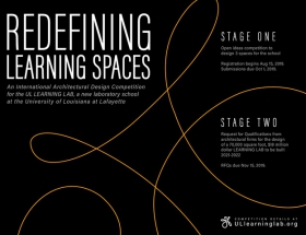 Architectural Design Competition: UL Learning Lab