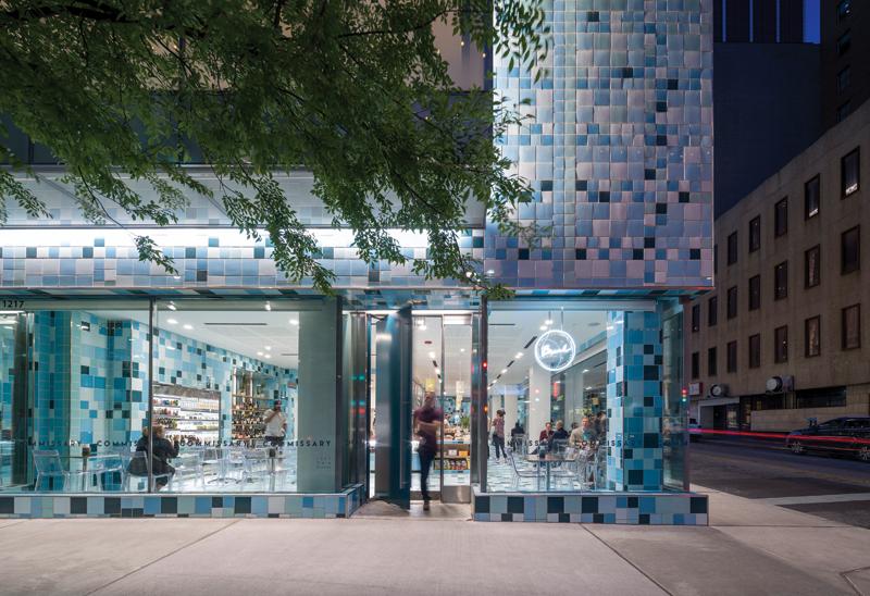 1217 Main St. Dallas, Texas, designed by 5G Studio Collaborative