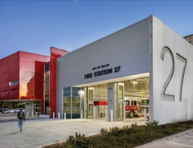 2019 Design Awards: Fire Station 27