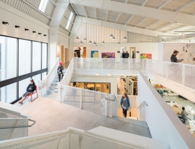 2019 Design Awards: Knox College Whitcomb Art Center