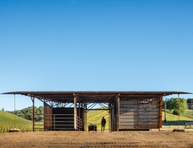 2019 Design Awards: Saxum Vineyard Equipment Barn