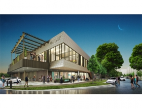 Sixthriver Designs Community-Oriented Facility for Austin Classical Radio Station