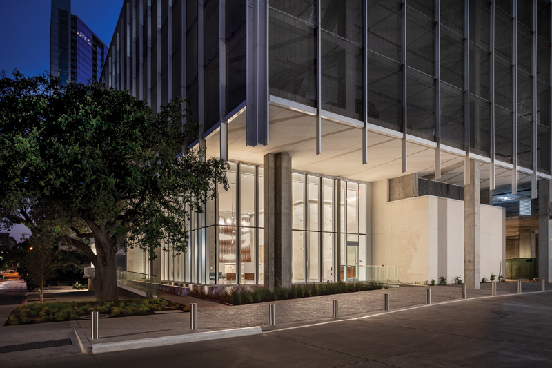 The Independent Austin designed by Rhode:Partners and built by Balfour Beatty.