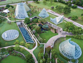 Lucile Halsell Conservatory Receives the TxA 25-Year Award
