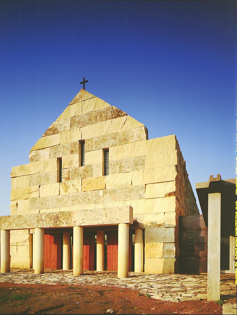 Cistercian Chapel_Facade
