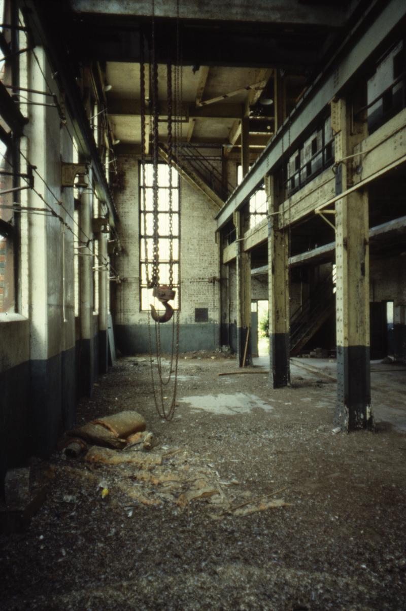 Powerhouse_Interior Construction