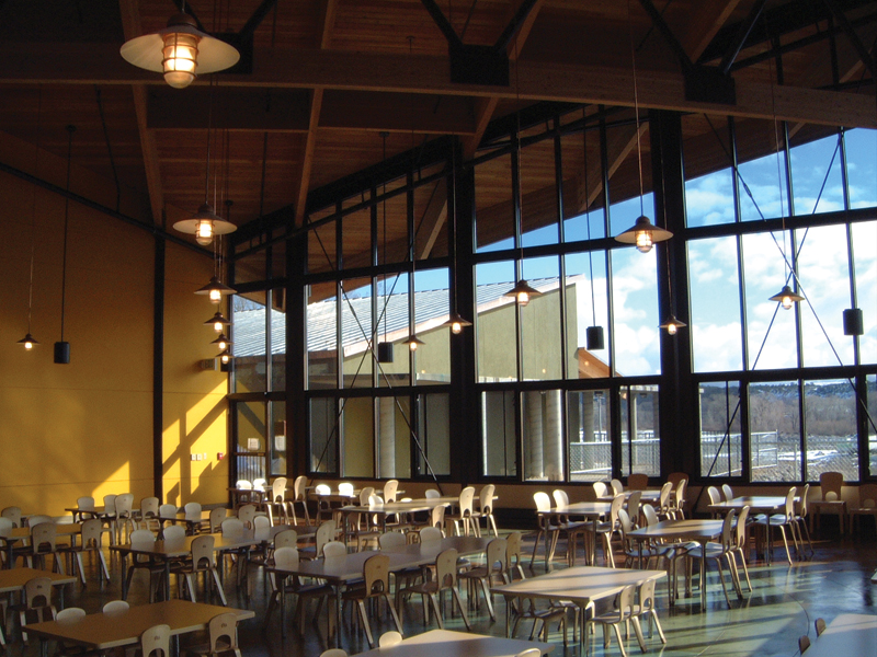 Southern Ute Indian Tribe_Dining Hall