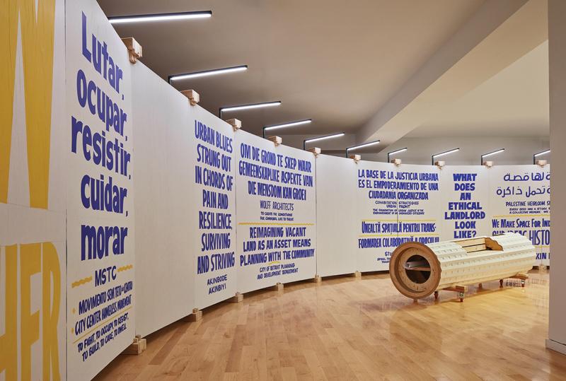 4. Chicago Biennial install 4_Kendall McCaugherty
