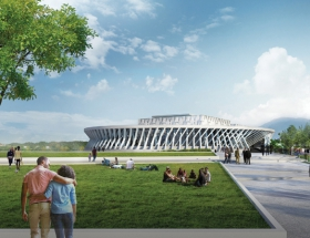 Collaborating Architects in Houston and Kingston Win Jamaican Parliament Design Competition