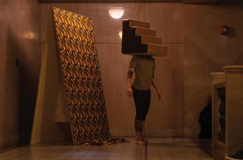 Chicago Architectural Biennial Jimmy Robert Performance