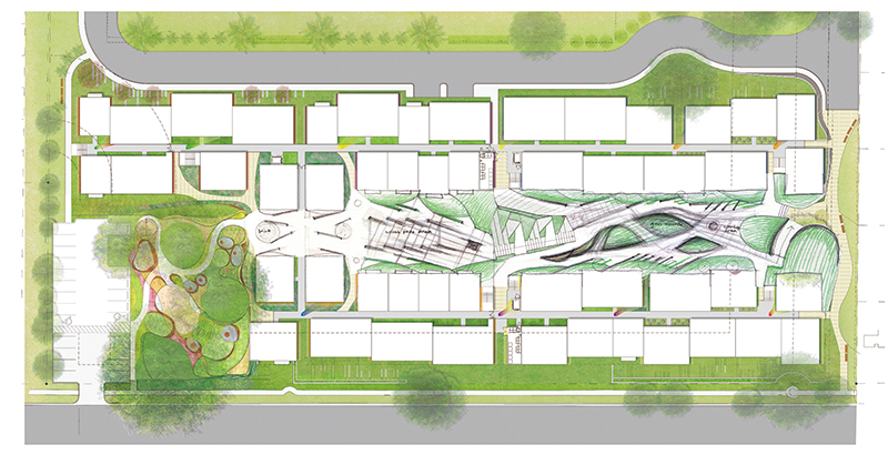 01 OCV - site plan
