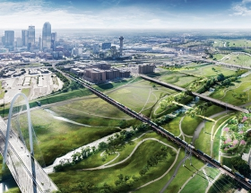 Updates to Dallas' Trinity River Project Position It at the Forefront of Watershed Urbanism