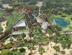 Overland and Megamorphosis Design New Educational Center for Quinta Mazatlán