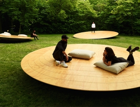 David Costanza and Piergianna Mazzocca's Shared Beds