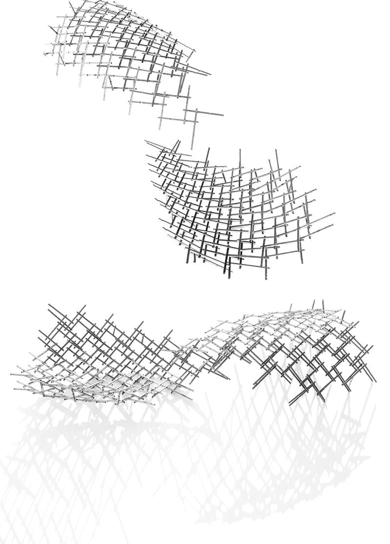 Ramirez Reciprocal Frame Models