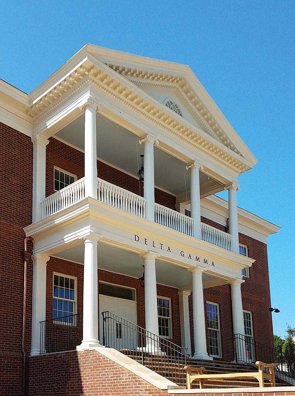 Delta Gamma - University of Arkansas 6