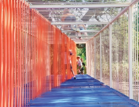 Faye and Walker Architecture's Color Trail