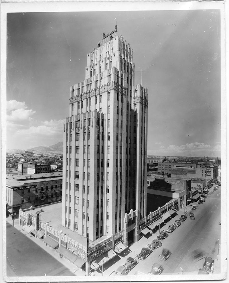 O. T. Bassett Tower