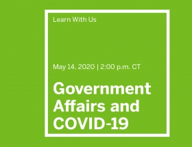 Government Affairs and COVID-19