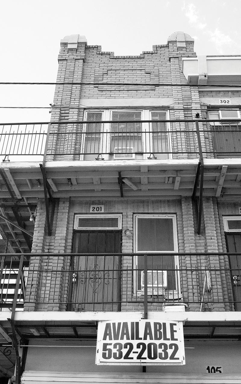 Palmore. Corner Detail. Three Story Tenement copy