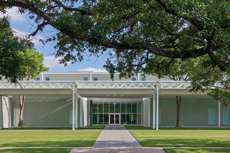 The Menil Collection Houston. Photo by Kevin Keim copy