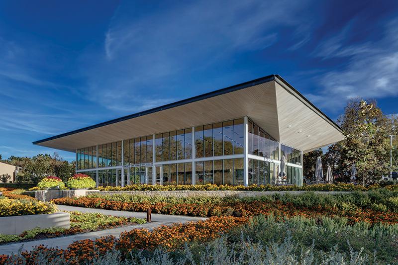 A Tasteful Place - Pavilion - Dallas Arboretum