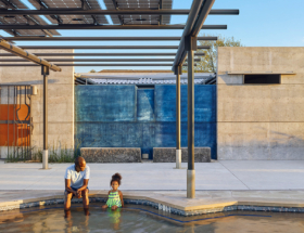 John Gaines Park and  Swim Center
