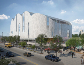 Snøhetta Unveils Updated Designs for El Paso Children's Museum