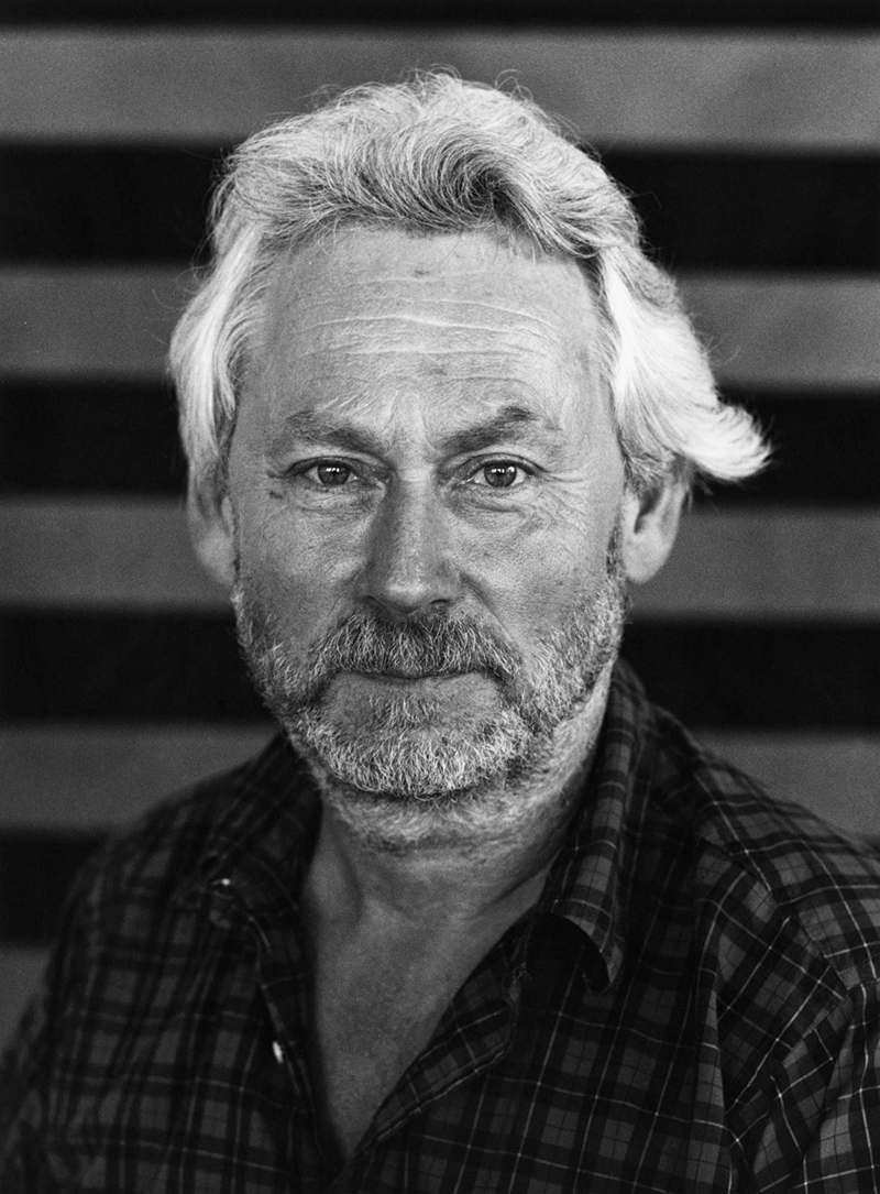 Artist Donald Judd