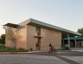 Limbacher & Godfrey's Dove Springs Recreation Center Renovations and Addition