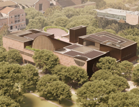 Adjaye Associates to Design New Rice Student Center
