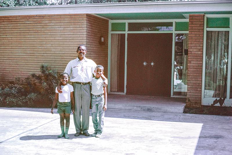 John S Chase with Anthony and John Jr 1959 CMYK (2)