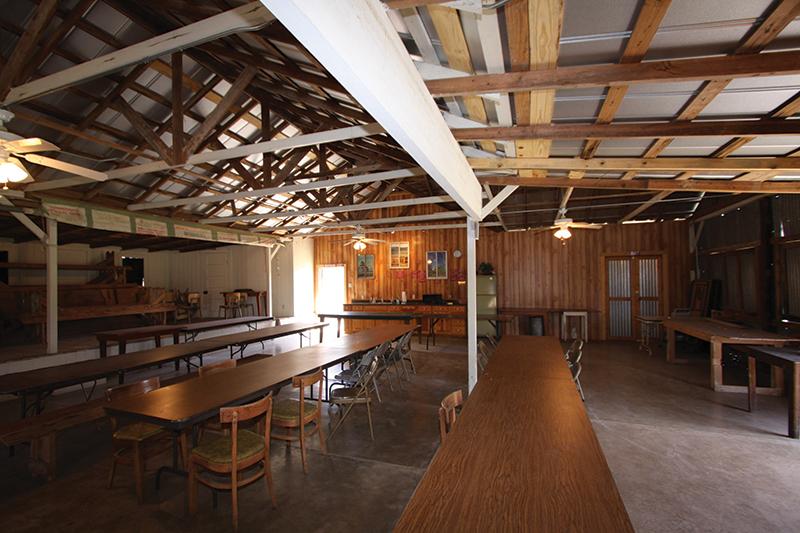 Pecan Creek School pavilion