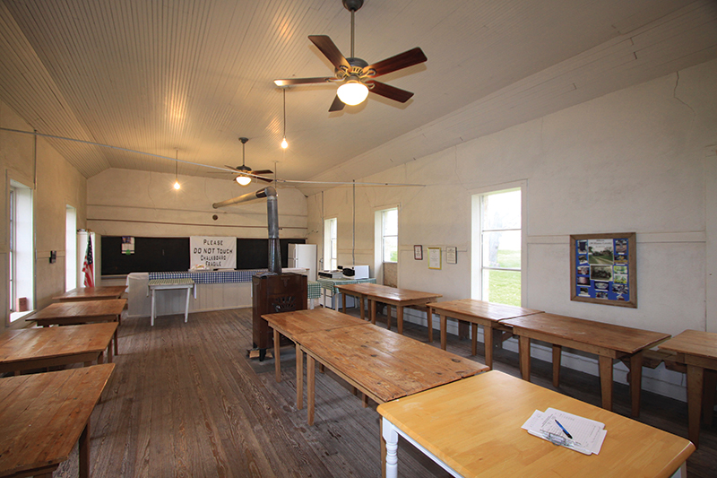 Williams Creek east classroom