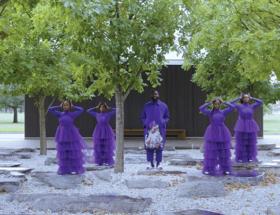 Tobe Nwigwe's Purple Rain Thing