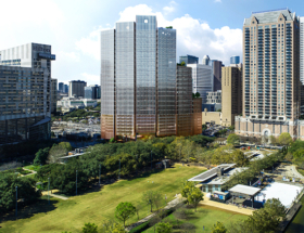 Skanska and BIG Unveil a Cluster of Office Towers for Downtown Houston