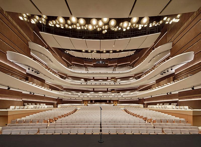 5-Buddy Holly Hall Helen DeVitt Jones Theater