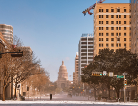 Winter Storm Reveals Inequities in the Built Environment Along Lines of Race and Class