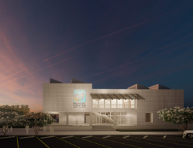Richter Architects-Designed Rockport Center for the Arts Breaks Ground
