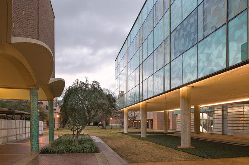 Brochman Hall Rice University