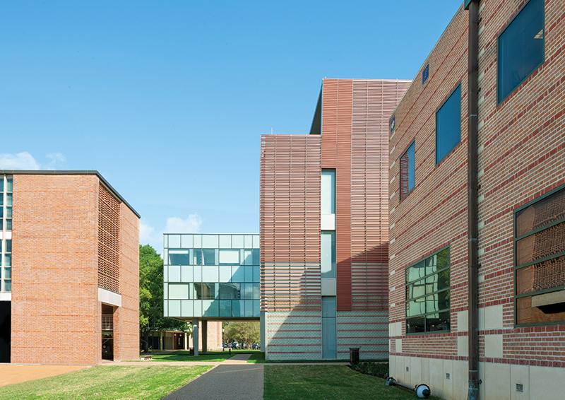 Brockman Hall Rice University