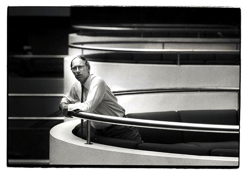 Historical Portrait of Art Gensler-4-CREDIT-Courtesy of Gensler